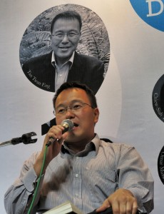 The Author in Penang